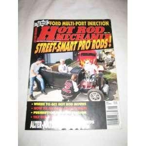 Hot Rod Mechanix V.7 #3 May 1995 Street Smart Pro Rods Hot Rod