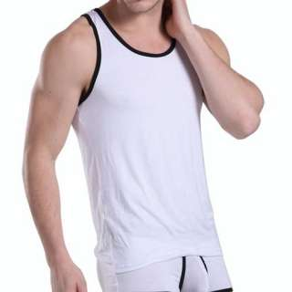 Sleeveless Underwear Tank Tops Wife T shirt Vest Undershirt,95% Modal