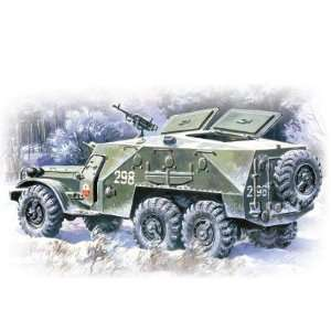 ICM 72531 1/72 BTR 152V Soviet Armored Personnel Carrier