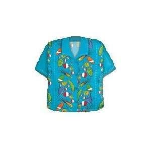 24 Dads Fishing Shirt (B79)   Mylar Balloon Foil