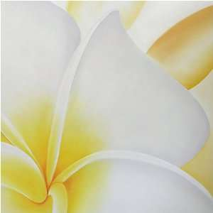 Bunga Kamboja 3~Paintings~Art~Canvas~Repro