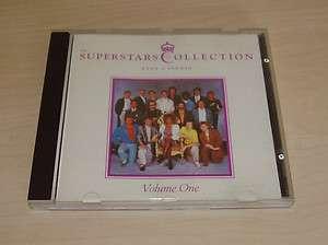 Superstars Collection 1 CD Live Dire Straits Level 42 George Harrison