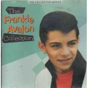 COLLECTION CD SWEDISH CASTLE 1990 FRANKIE AVALON Music