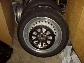 HARLEY DAVIDSON 2011 SOFTAIL REAR WHEEL AND TIRE (USED)