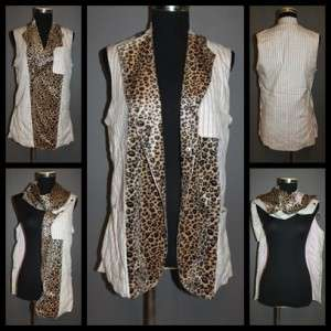 Garcons comme le fashion Runway Stylish design FURC Leopard x