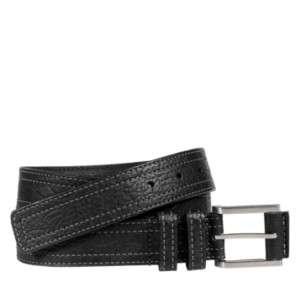 Johnston & Murphy Mens Double Stitched Belt 75 6807
