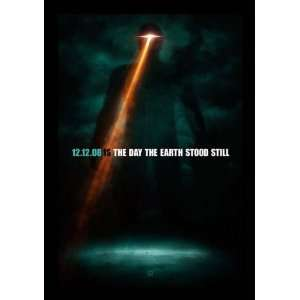 Day the Earth Stood Still Promo Poster