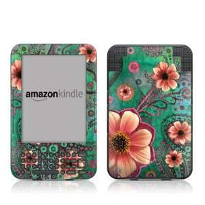 Paisley Paradise Design Protective Decal Skin Sticker for