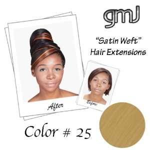 Color# 25   Caramel   Light Golden Blonde) 100% Human Remy Hair
