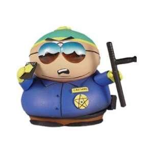 South Park Motorcycle Cop Cartman Figure [Series 3] Toys & Games