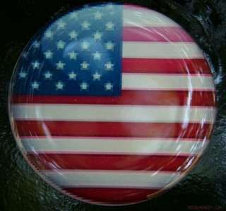 USA FLAG US CAR TRUCK AUTO RIM FORD CHEVY WHEEL EMBLEMS