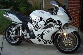 THE DARK SIDE Sportbike Graphics,Motorcycle Decals
