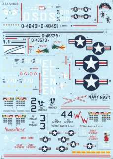 Zotz Decals 1/72 GUNSHIPS OVER VIETNAM Spooky Neptune