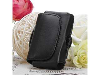 Leather Pouch Case Holder For Cell Phone  Business Credit ID Card