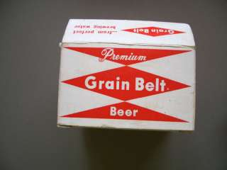 Grain belt box with 10 matchbooks inside