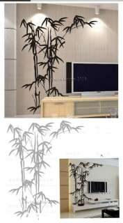 150*125cm Bamboo Wall Paper Art Sticker Decor Decal Sticker ML125