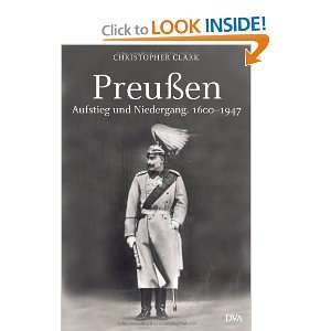 Preußen (9783421053923) Christopher Clark Books