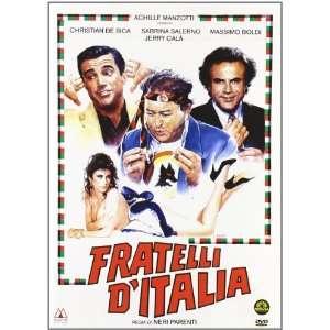fratelli ditalia (Dvd) Italian Import christian de sica Movies & TV
