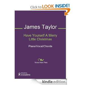 Have Yourself A Merry Little Christmas Sheet Music (Piano/Vocal/Chords
