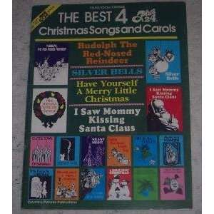 24 Christmas Songs and Carols Sheet Music Song Book Easy Piano Books