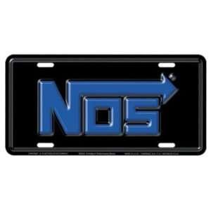 Chroma Graphics 1889 Blue NOS Auto Tag: Automotive