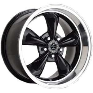 American Racing Shelby Shelby Torq Thrust M 18x10 Black Wheel / Rim