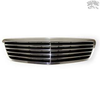 OEM FRONT GRILLE GRILL Mercedes S430 S500 S55 S600 2000 00 2001 01