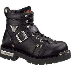 Harley Davidson BRAKE BUCKLE Mens Boot D91684