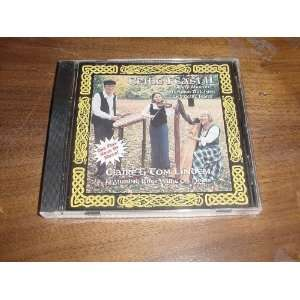 Audio Music CD Compact Disc of Celtic Feast II CLAIRE & TOM LINDEM and