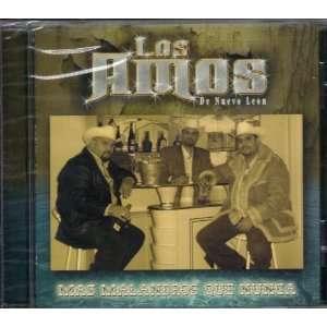 Los Amos De Nuevo Leon Mas Malandrines Que Nunca EAGLE