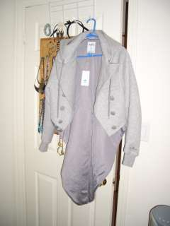 Adidas Jeremy Scott tuxedo jacket hoodie bones wing panda firebird