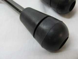 Mapex Saturn Black Nickel Spring Loaded Floor Tom Legs w/ Mem Locks