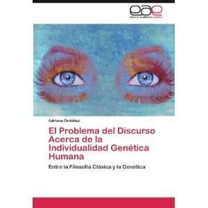 Genética (Spanish Edition) (9783846575932) Adriana Ordóñez Books