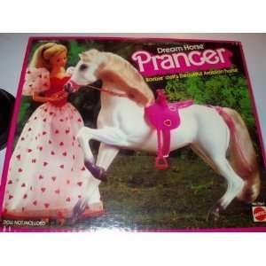 Vintage Barbie Dream Horse Prancer Toys & Games
