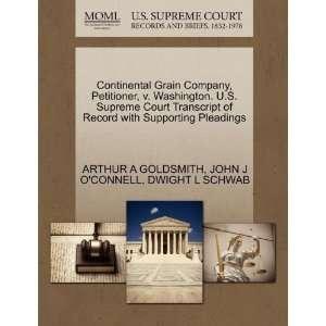 ): ARTHUR A GOLDSMITH, JOHN J OCONNELL, DWIGHT L SCHWAB: Books