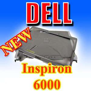 NEW DELL Inspiron 6000 LCD Back Lid Top Cover Bezel Kit
