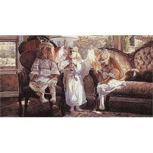 Steve Hanks   Being Perfect Angels Artists Proof: Home & Kitchen
