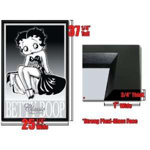 Framed Betty Boop Poster Classic 1930 Vintage Fr24614