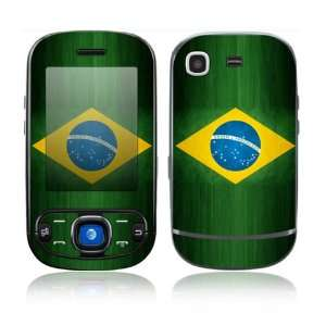 Flag of Brazil Decorative Skin Cover Decal Sticker for