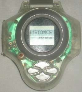 Bandai Digimon Digivice D Power Transparent 2001
