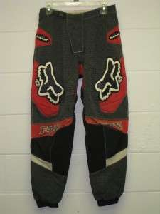 Fox racing Pants motocross motocycle dirt bike