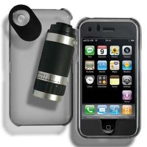 Brand New Mobile Cell Phone Camera Telescope+Back Cover Case FOR Apple