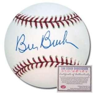 Bill Buckner Boston Red Sox Hand Signed Rawlings MLB Baseball