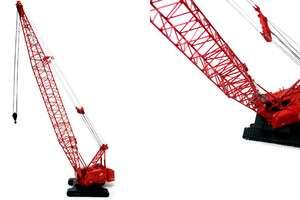 TWH Manitowoc 4100 Crawler Crane. DISCONTINUED.