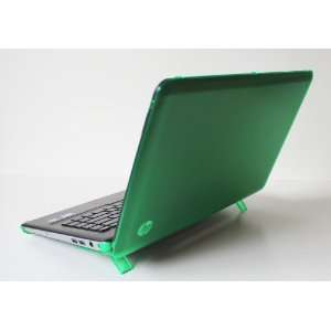 GREEN mCover® Hard Shell Cover Case for HP Pavilion 14.5