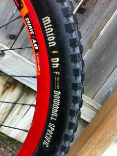 Kona Stinky with DT Swiss FR 2350 Wheelset and E Thirteen DRS