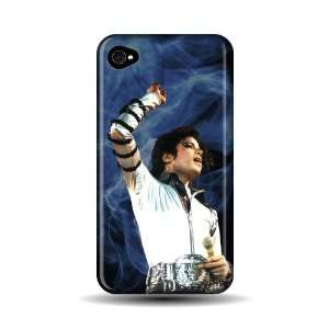 Michael Jackson Style iPhone 4 Case Cell Phones