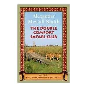 com Double Comfort Safari Club   No. 1 Ladies Detective Agency, Book