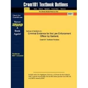 com Studyguide for Criminal Evidence for the Law Enforcement Officer