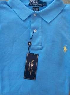 NWT $80 Mens Polo Ralph Lauren Polo Shirt L